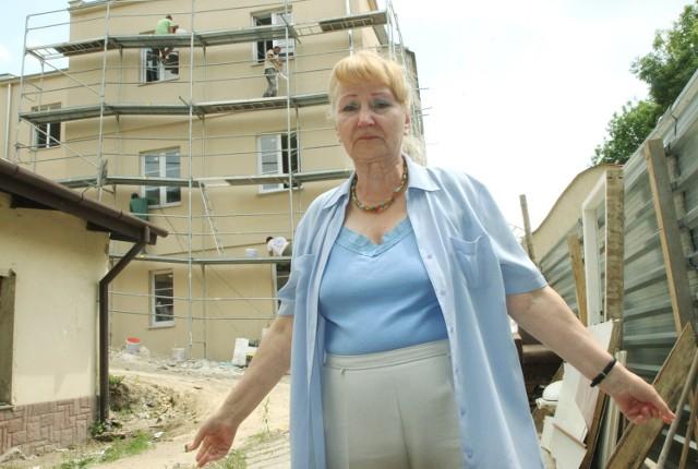 Kończymy rozbudowę hospicjum, więc bardzo czekaliśmy na wpłaty z jednego procenta – mówi Maria Drygała, prezes Hospicjum Dobrego Samarytanina w Lublinie