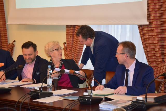 Sesja rady miejskiej - Zielona Góra 26 lutego 2019