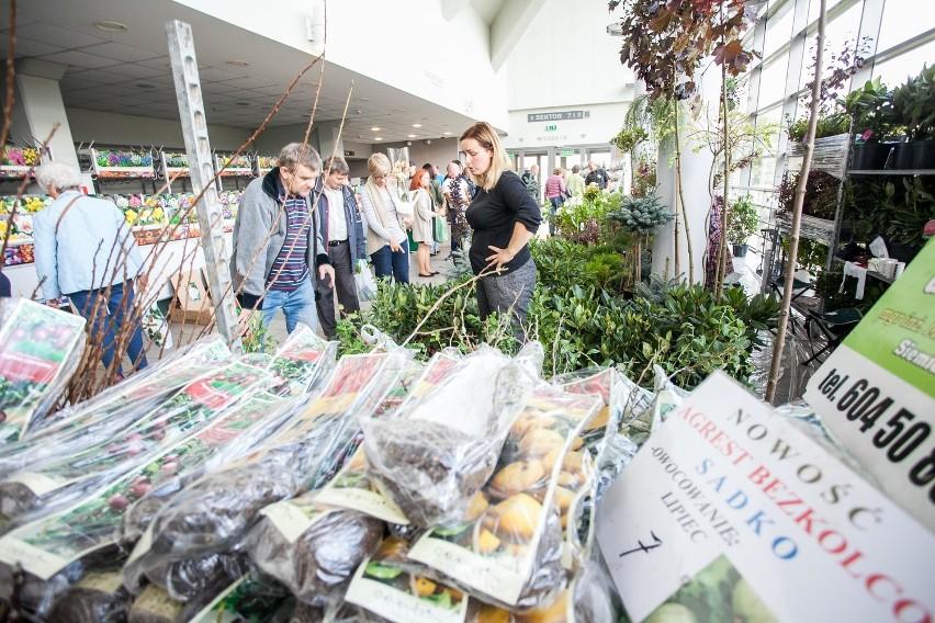Targi ogrodniczeHala widowiskowa Łuczniczka, targi ogrodnicze