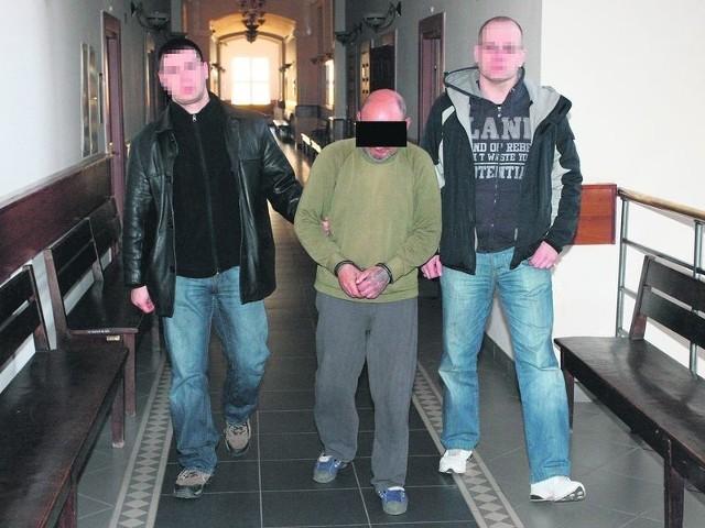 Podejrzany  o zabójstwo w rękach słupskiej policji.