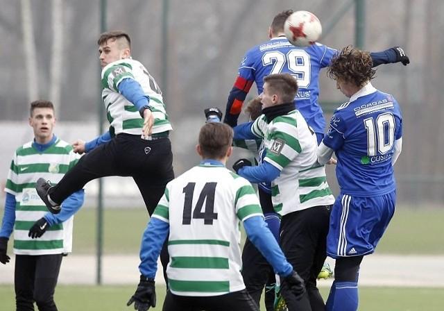 Piłkarze z al. Unii powoli myślą już o rundzie wiosennej