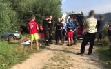 Jezioro Czorsztyńskie. Utonął ok. 40-letni mężczyzna. Wcześniej wypożyczył deskę surfingową