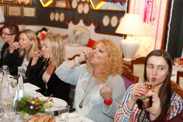 07-11-2012. Otwarcie restauracji Kryształowa w Katowicach