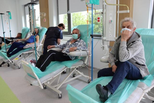 Dzienna chemioterapia i OIOM w nowych pomieszczeniach w gorzowskim szpitalu.