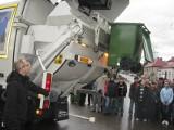 Rusza nowoczesna segregacja odpadów w Sokółce (zdjęcia)