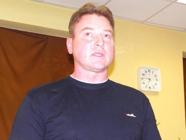 """Wojciech Derewiecki mógłby godzinami opowiadać o historii partyzantów """"Gryfa Pomorskiego"""""""