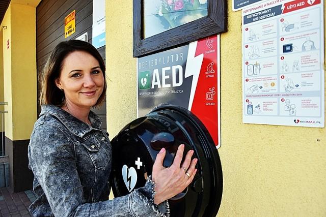 Druhowie z OSP chca zainstalować defibrylatory AED w kapsułach typu ROTAID