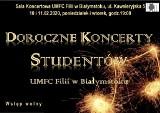UMFC. Najlepsi studenci Uniwersytetu Muzycznego Fryderyka Chopina filii w Białymstoku zagrają koncerty doroczne