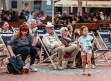 Letnie granie na rynku w Bytomiu. W soboty muzyka ożywia bytomską starówkę ZDJĘCIA