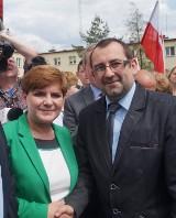 Prawybory 2015 okręg płocki: Krzysztof Bieńkowski zwycięzcą