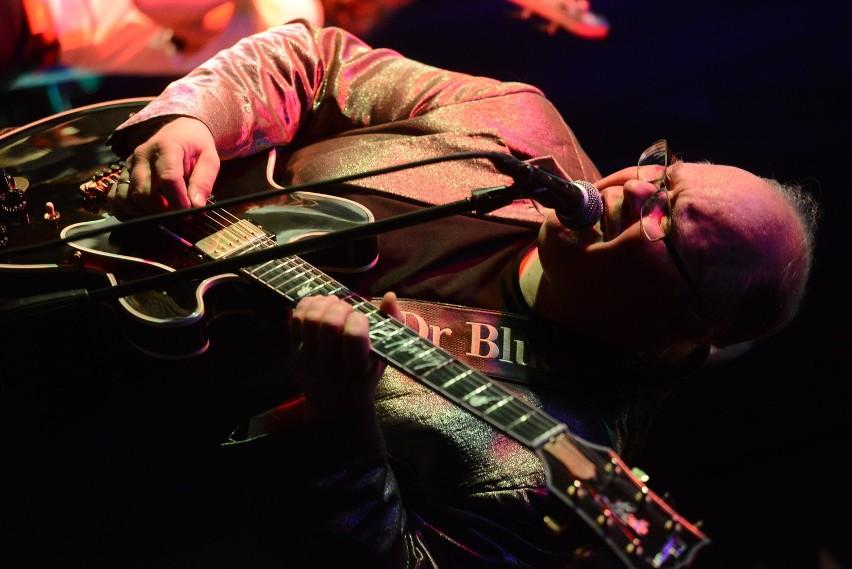 Krzysztof Rybarczyk czyli Dr Blues lubi nie tylko bluesa,ale i muzykę soul