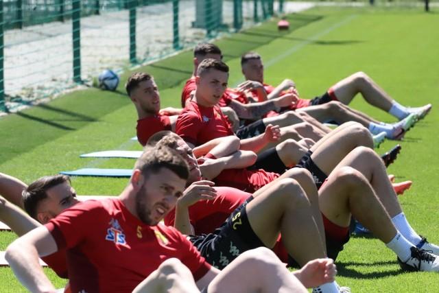 Jagiellonia rozpoczęła przygotowania do sezonu 2021/22