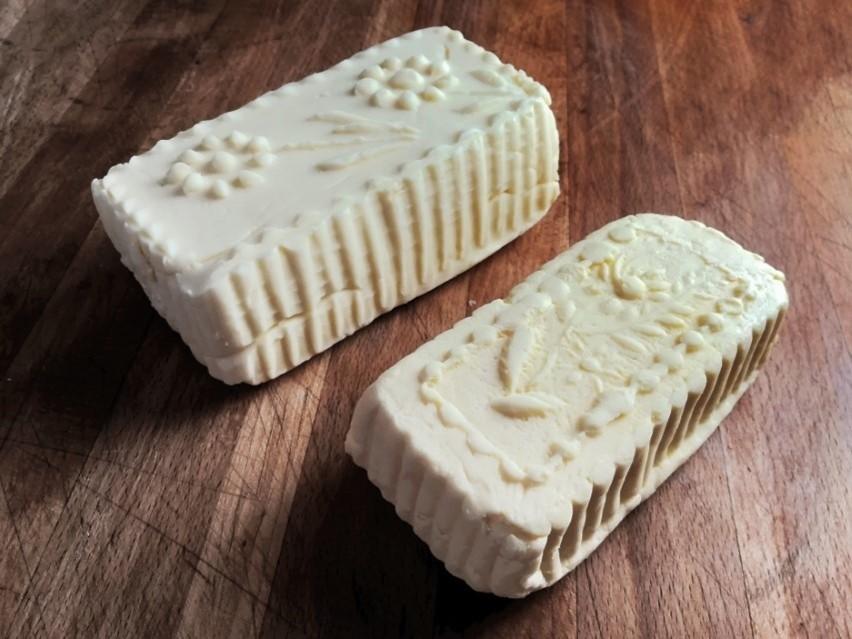 Masło czyszczeckie z Ciska.
