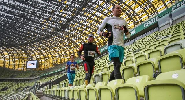 Arena Run odbył się na gdańskim stadionie.