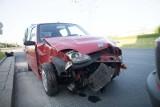 Wypadek na Bandurskiego