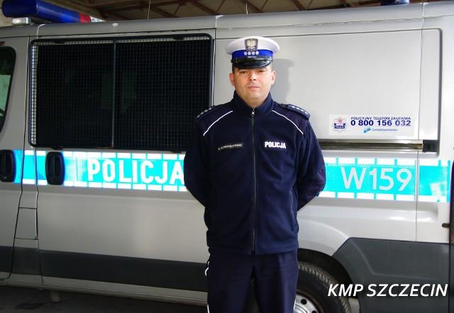 Asp. sztab. Piotr Kordaszewski