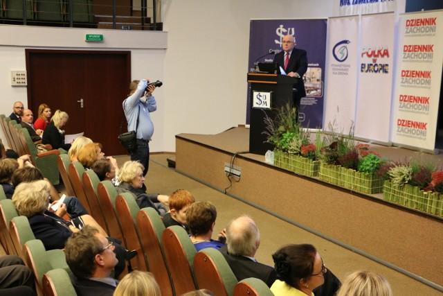 """Konferencja medyczna """"Polka w Europie"""" na Śląskim Uniwersytetcie Medycznym w Katowicach"""