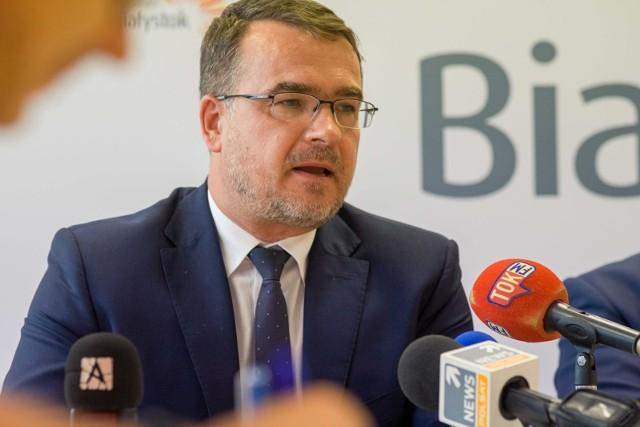 Wydając pozwolenia na budowę w oparciu o warunki zabudowy nie zawsze uzyskujemy rozwiązania, które są optymalne dla miasta - przyznaje Adam Musiuk, wiceprezydent Białegostoku.