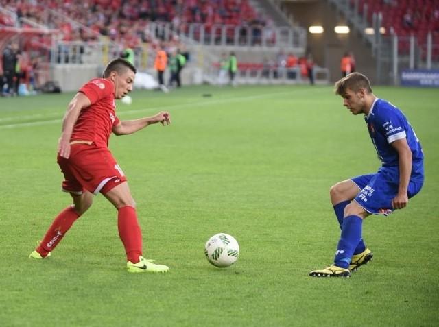 Wierzymy, że bramkarza MKS pokona doświadczony Daniel Mąka