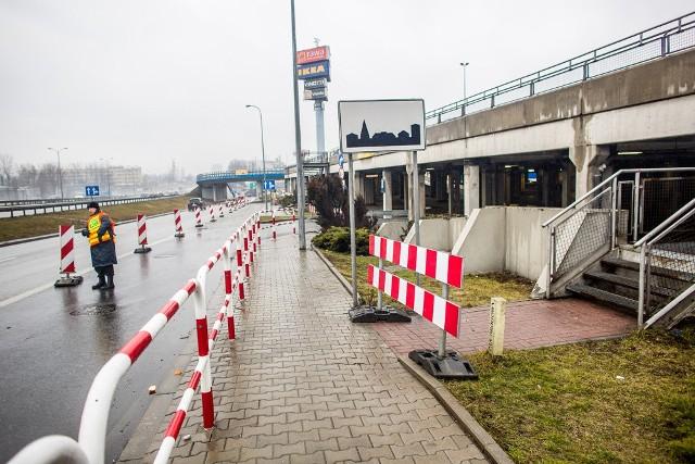 Przystanek IKEA w Katowicach znowu został otwarty