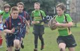 100 dzieci grało w rugby w Łodzi