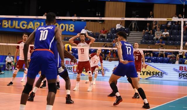 Polacy zaczęli mistrzostwa świata od zwycięstwa nad Kubą.