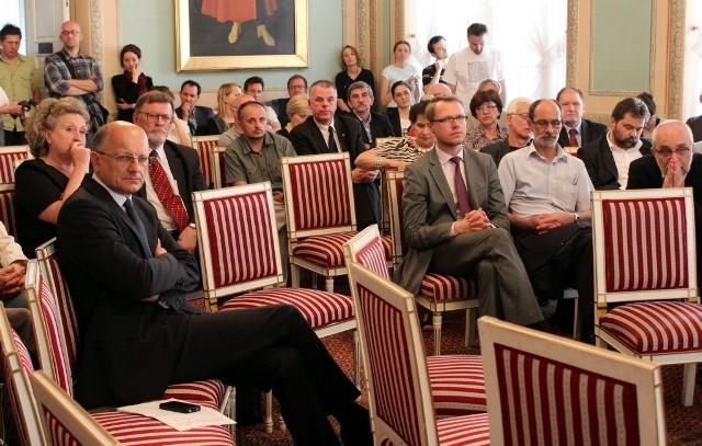 Emocjonująca debata o lubelskiej kulturze w Trybunale Koronnym