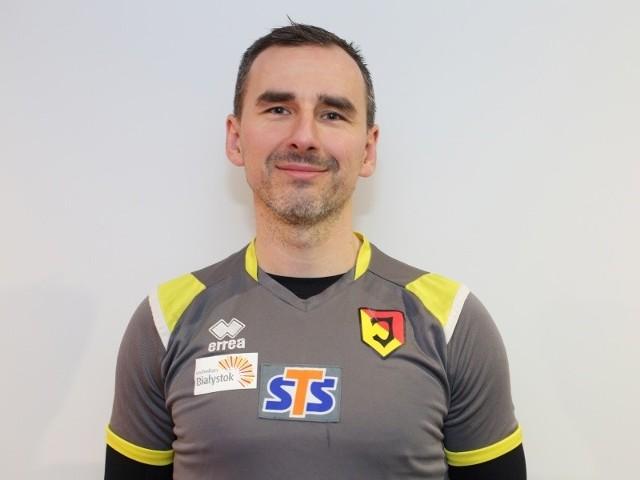 Piotr Zinkiewicz będzie odpowiedzialny za przygotowanie fizyczne piłkarzy pierwszej drużyny Jagiellonii
