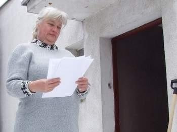 Małgorzata Rybacka wygrała w sądzie.Małgorzata Rybacka wygrała walkę w sądzie. - Jest sprawiedliwość! - mówi torunianka.
