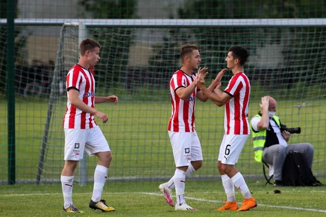 Cracovia pokonała Unię Tarnów 4:0 w rewanżowym barażowym meczu o awans do III ligi