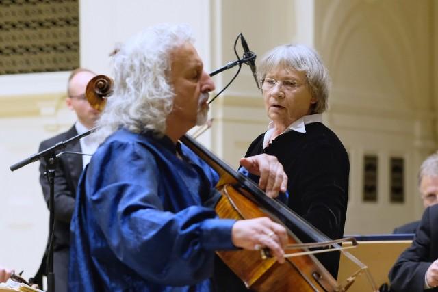Agnieszka Duczmal, Mischa Maisky i Orkiestra Kameralna Amadeus
