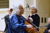 Poznań: Owacja dla Orkiestry Kameralnej Amadeus, Agnieszki Duczmal i Mischy Maisky'ego