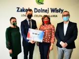 Powiat chełmiński. Pieniądze z RPO - podpisanie umów w siedzibie LGD Zakole Dolnej Wisły. Zdjęcia