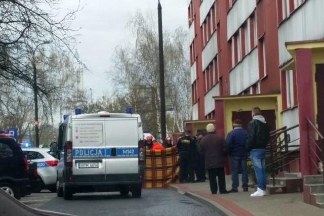Ofiara to 19-letni mieszkaniec Białegostoku