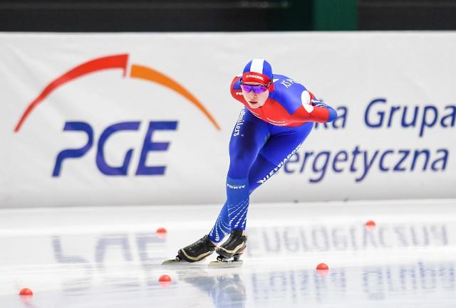 Karolina Bosiek (KS Pilica Tomaszów Mazowiecki) jest faworytką do złotego medalu mistrzostw Polski w wieloboju