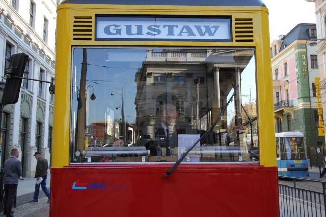 Tramwaj Gustaw