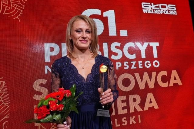 W poprzedniej edycji plebiscytu najlepsza okazała się wicemistrzyni świata i mistrzyni Europy w biegu na 4x400 m, Patrycja Wyciszkiewicz (AZS Poznań)