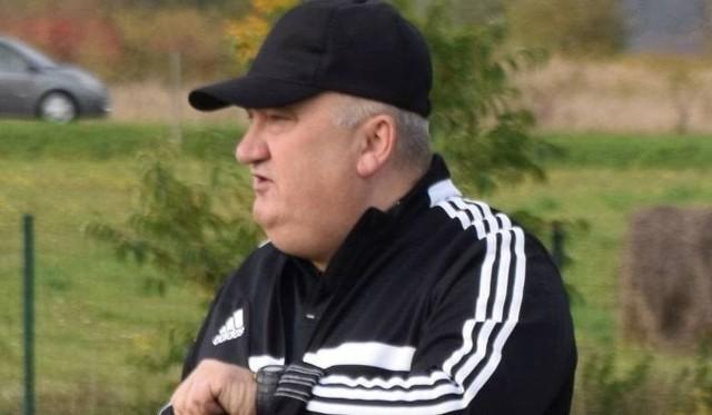 Artur Jagodziński został nowym trenerem czwartoligowych piłkarzy Spartakusa Daleszyce.