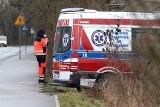 Tragiczna śmierć we Wrocławiu. 21-letni mężczyzna powiesił się na drzewie [ZDJĘCIA]