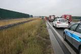 Zespół Skaldowie miał wypadek niedaleko Włocławka [zdjęcia]