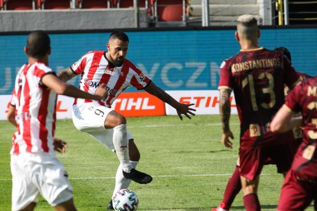 W pierwszej rundzie Cracovia pokonała Pogoń 2:1