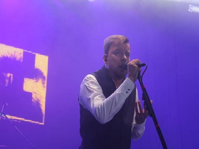 Gwiazdą tegorocznych urodzin miasta był Piotr Kupicha z zespołem Feel.