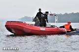 Zaginięcie 5-latka nad jeziorem Lubiąż. Spokojnie, to tylko ćwiczenia policji i innych służb ratunkowych
