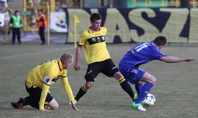 GKS Katowice - Okocimski Brzesko