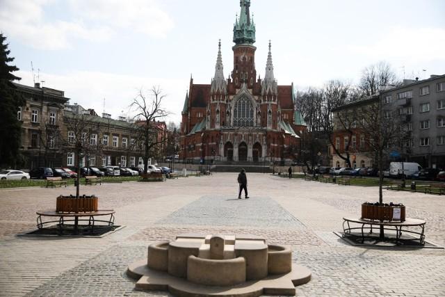 Jeden ze spacerów odbędzie się po krakowskim Podgórzu