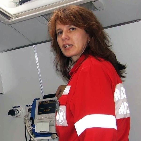 - Po procesie mam wrażenie, że człowiek, który mnie uderzył nie zrozumiał swojego błędu. Może inni wyciągną właściwe wnioski z tej historii - mówi Alicja Koc, pielęgniarka niżańskiego pogotowia.