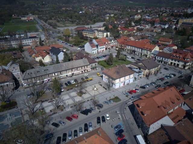 Nad Krzeszowicami  wkrótce pojawi się dron, który będzie monitorował okolicę i wskazywał dymiące kominy