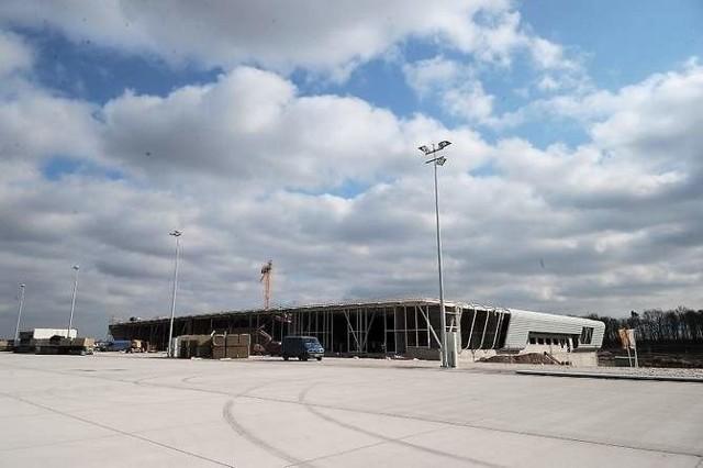 Lotnisko ma być otwarte jeszcze w tym roku