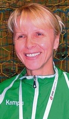 Trenerka Lucyna Zygmunt FOT. DANIEL WEIMER