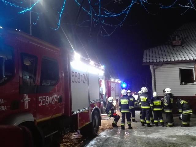 Poża poddasza w Wieprzu